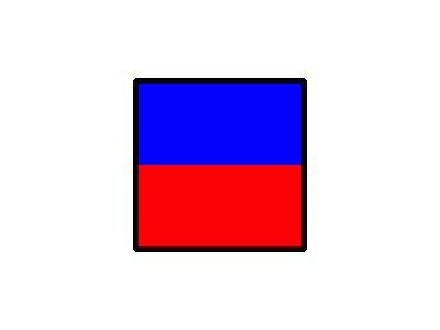 Signalflag Echo Symbol