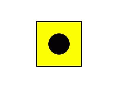Signalflag India Symbol