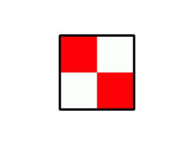 Signalflag Uniform Symbol