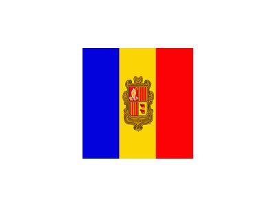 Andorre Flag Patricia Fi 01 Symbol