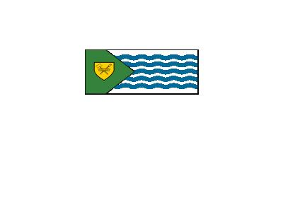 Vancouver City Flag Wes  01 Symbol