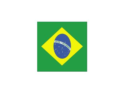 Brazil Flag Rob Lucas 01 Symbol