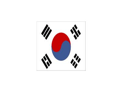 South Korea Symbol