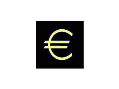 Monetary Euro Symbol 01 Symbol