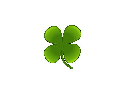 Shamrock For March Natha 01 Symbol