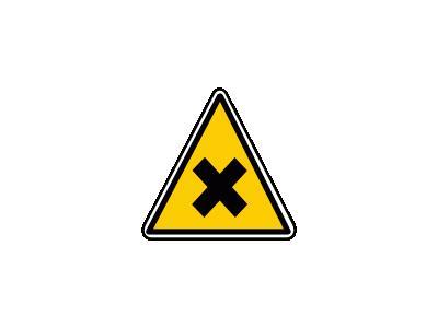 MatieresNocivesIrritantes Symbol