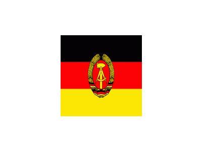 Germany East Historic Symbol