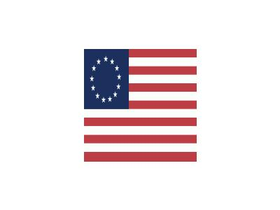 Usa Betsy Ross Historic Symbol