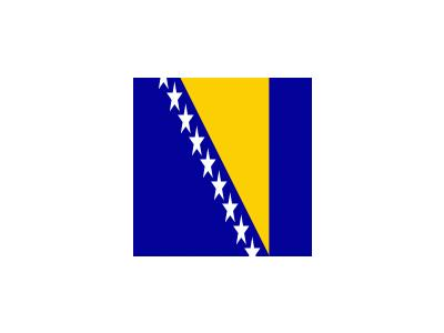 Bosnia And Herzegovina Symbol