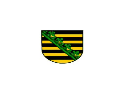 Saxony Coat Of Arms Me 01 Symbol