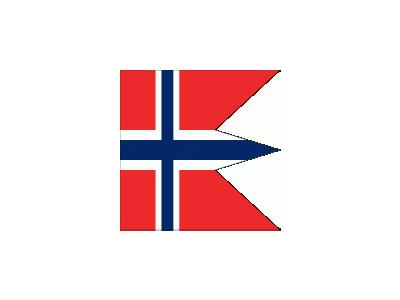 Norwegian State Flag Fed 01 Symbol