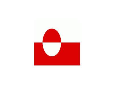 Denmark Greenland Symbol