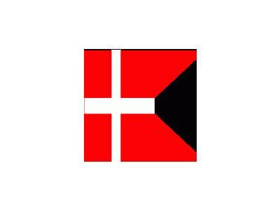 Dannebrog Split Symbol