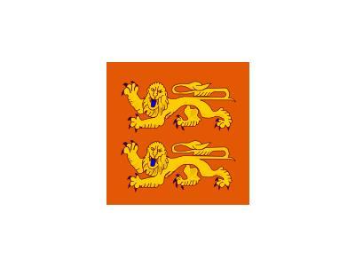 France Normandy Symbol