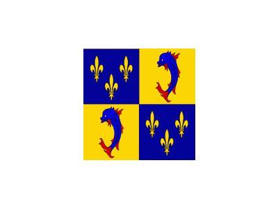 France Dauphine Symbol