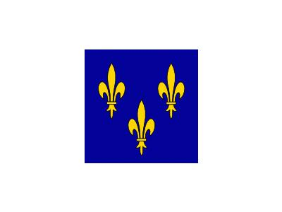 France Ile De France Symbol