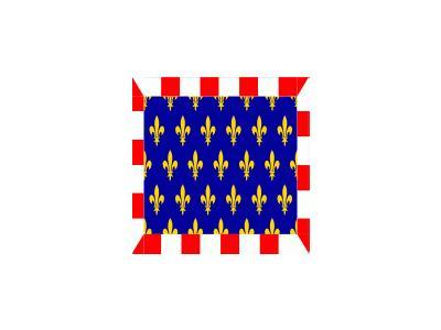 France Touraine Symbol