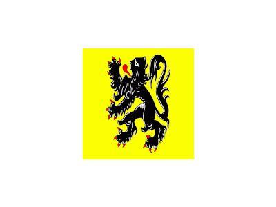 Belgium Flanders Symbol