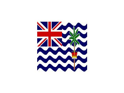 Uk British Indian Ocean Territory Symbol