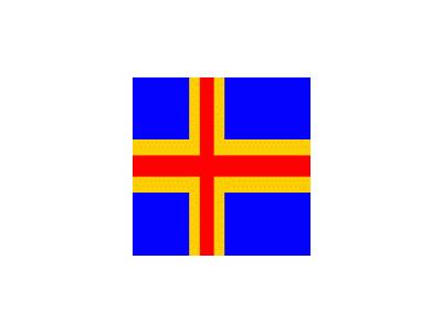 Finland Aaland Symbol