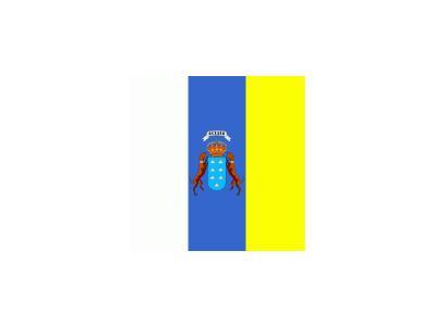 Spain Canary Symbol