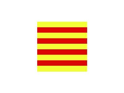 Spain Catalunya Symbol