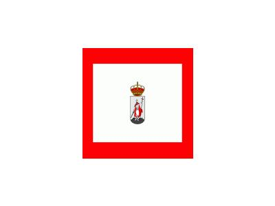 City Flag Of Gijon Ast R Symbol