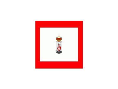 City Flag Of Gijon Ast R Symbol