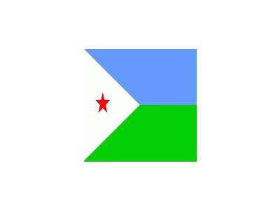 DJIBOUTI Symbol