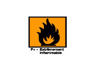 Extremement Inflammable 01 Symbol