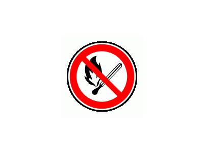 Flamme Nue Interdite Yve 01 Symbol