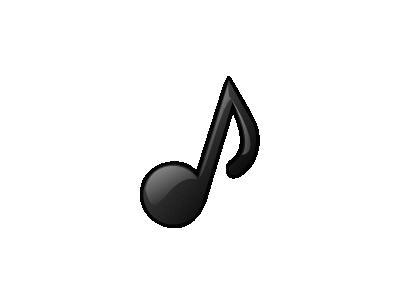Musical Note Nicu Bucule 01 Symbol