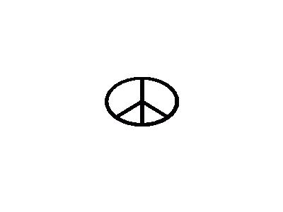 Peace Symbol Transparen 01 Symbol
