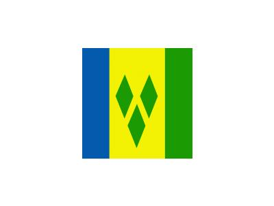 Saint Vincent And The Grenadines Symbol