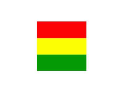 BOLIVIA Symbol