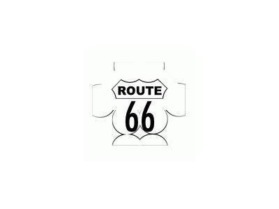 Route Jakob Chaosinfa  Symbol