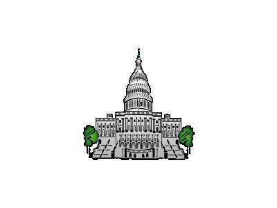 Us Capitol Building Cli 01 Symbol