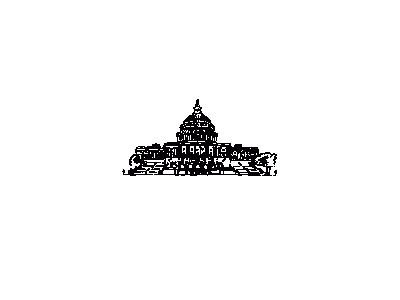 Us Capitol Building Ink 01 Symbol