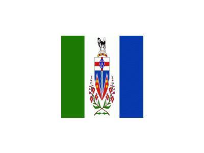 Canada Yukon Symbol