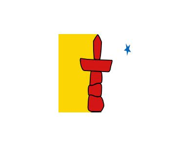 Canada Nunavut Symbol