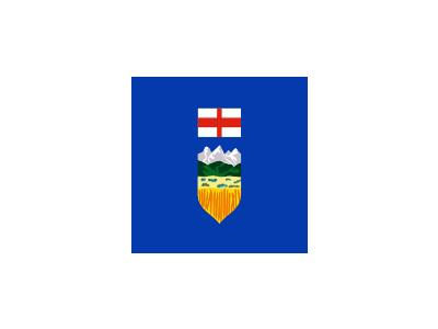 Canada Alberta Symbol