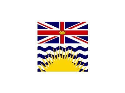 Canada British Columbia Symbol