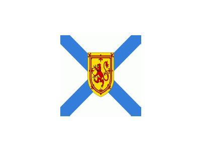 Canada Nova Scotia Symbol
