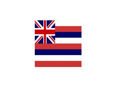 Usa Hawaii Symbol