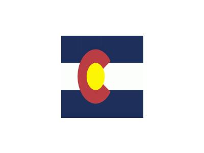 Usa Colorado Symbol