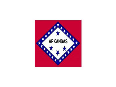 Usa Arkansas Symbol