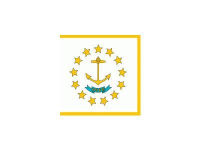 Usa Rhode Island Symbol
