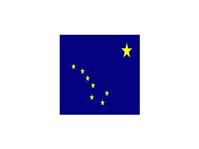 Usa Alaska Symbol