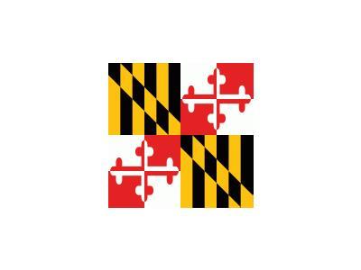 Usa Maryland Symbol