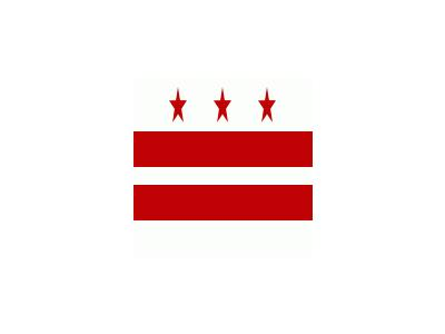 Usa District Of Columbia Symbol